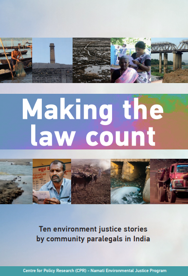 development of environmental justice in india Environmental justice recently published ravi rajan's a history of environmental justice in india the  , development, environmental justice, india, population.